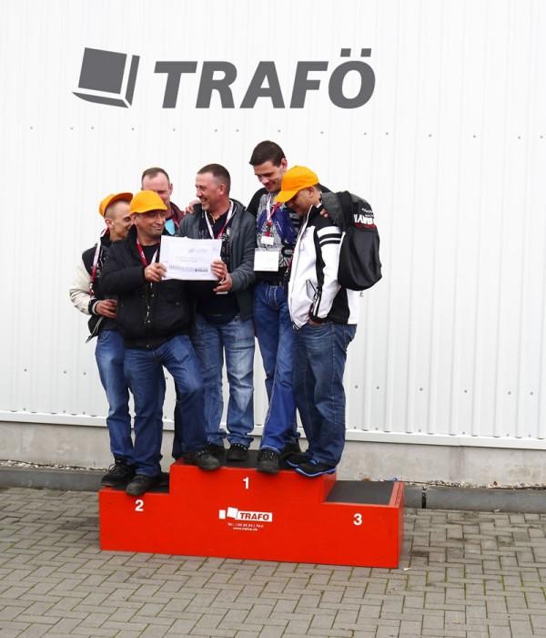 Stapler Cup Trafoe 2017