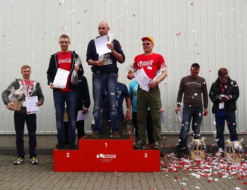 Gewinner StaplerCup Trafoe 2018