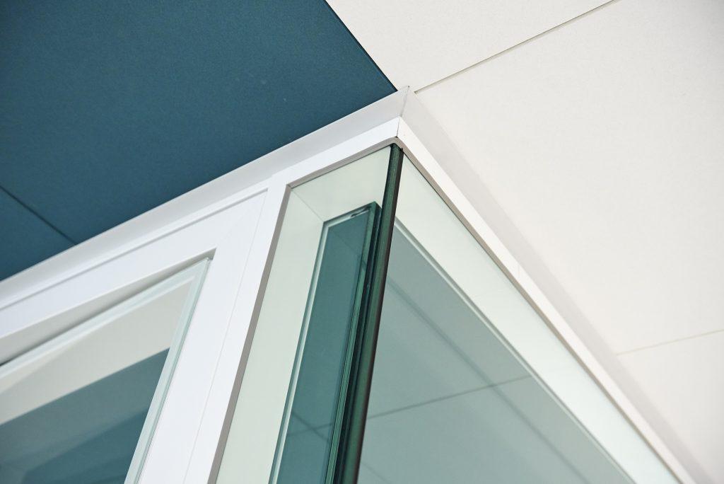 Innenausbau, Glasbuero, Glastuer, Glaswände