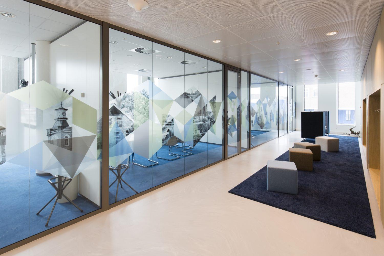 Glastrennwände für Büroabtrennungen