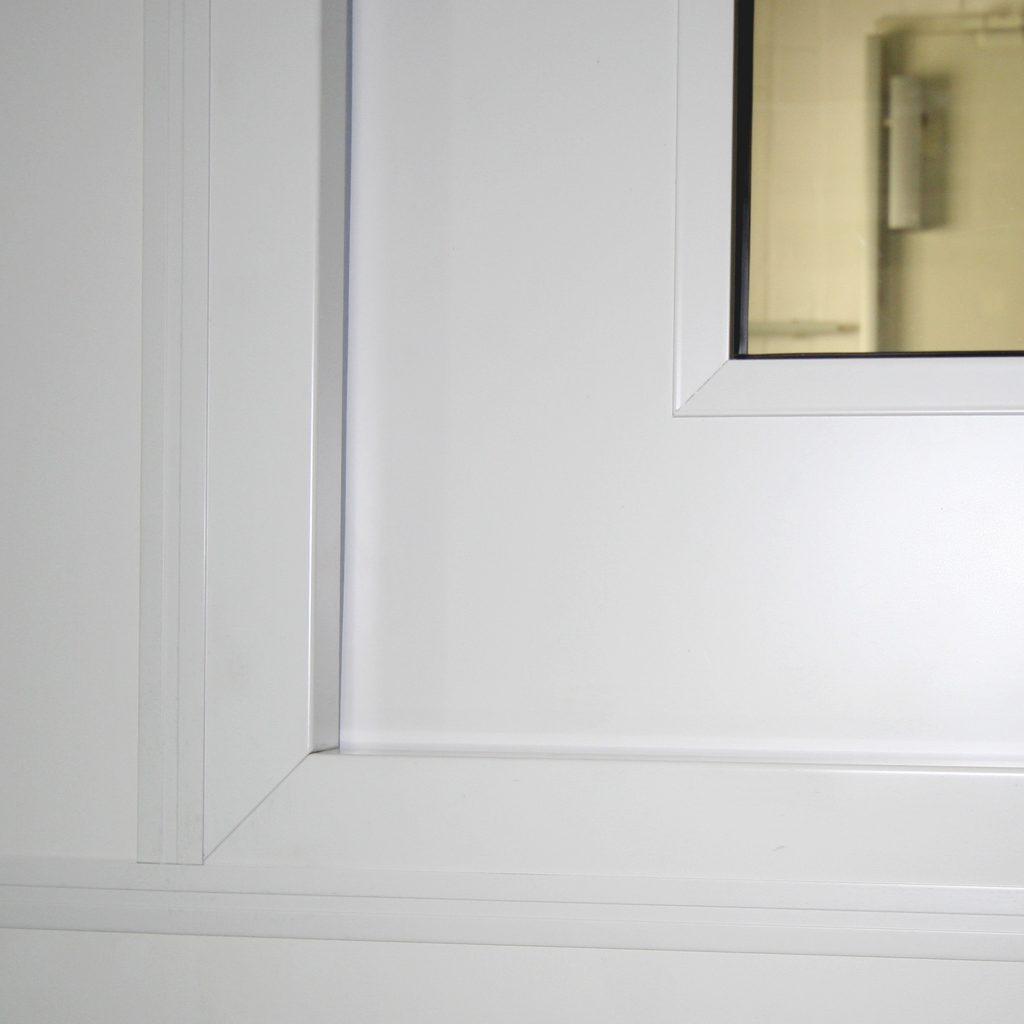 Referenzen, Innenausbau, Glasbuero, Glastuer, Glaswände