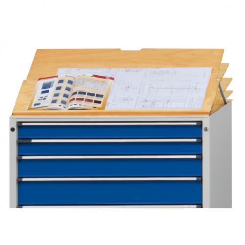Betriebseinrichtung, Schreibplatte