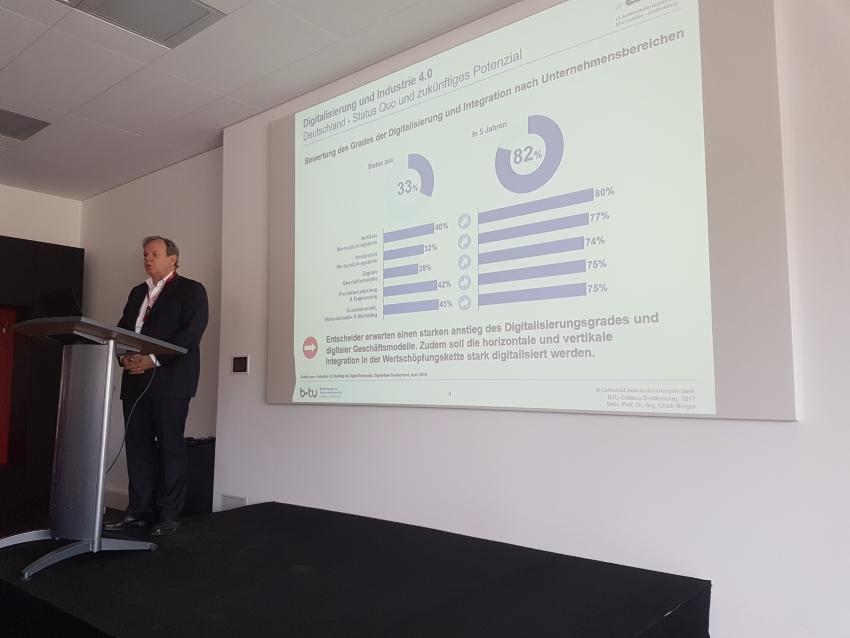 Prof. Dr. Ing. Ulrich Berger Fachvortrag Trafoe Symposium