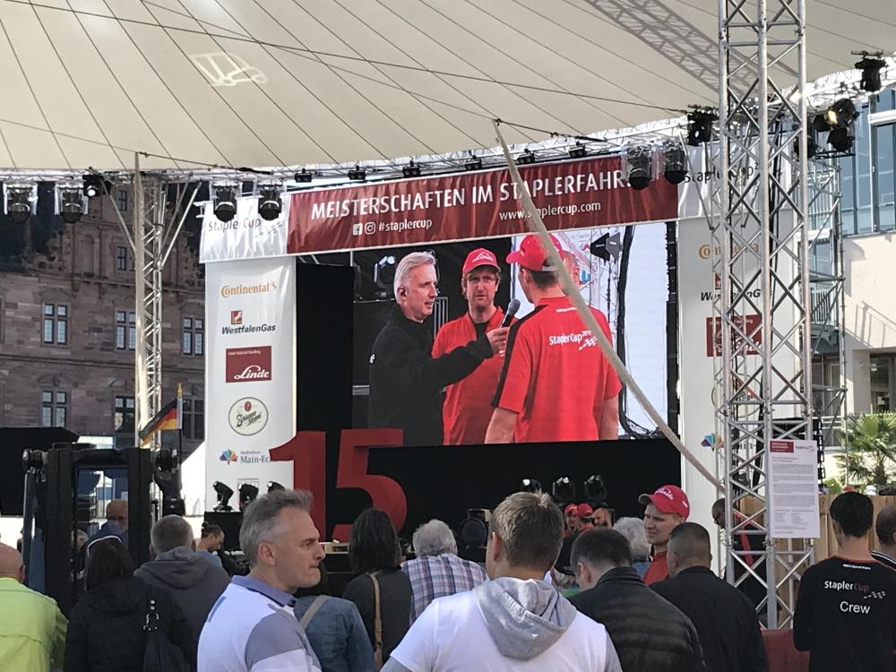 StaplerCup Finale 2019, Aschaffenburg, World Championship, Team Deutschland