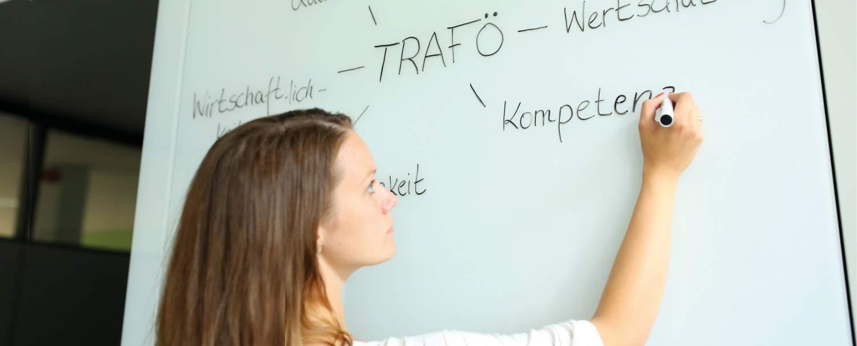 Die Unternehmenswerte der TRAFÖ GmbH