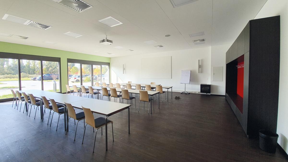 Die modernen TRAFÖ Akademie Schulungsräume
